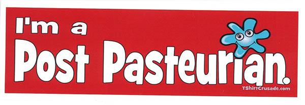 Paxson bumpersticker