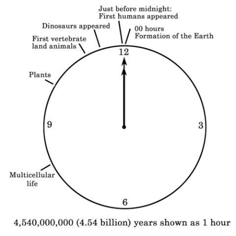 Illustration of a clock.