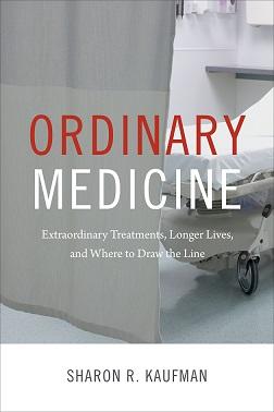 Cover of Ordinary Medicine