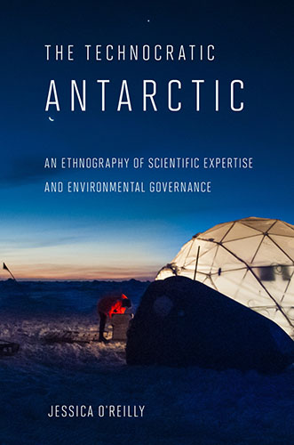Cover for The Technocratic Antarctic