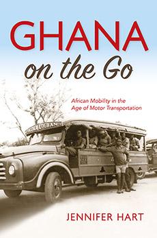 Cover of Ghana on the Go