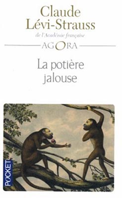 An image of the French cover of Levi-Strauss' The Jealous Potter