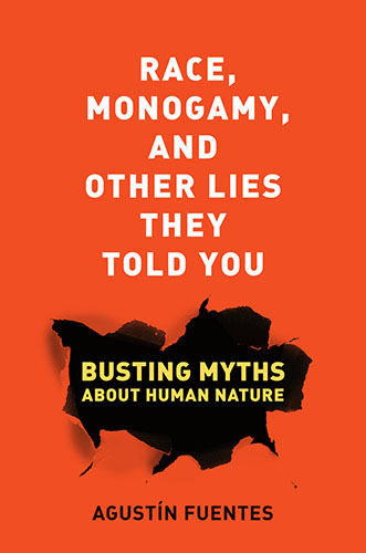 Book cover for Race, Monogamy, and Other Lies They Told You
