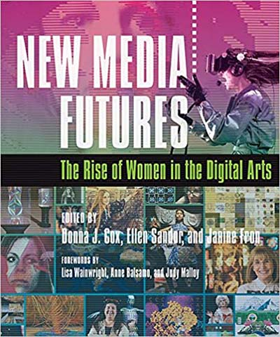 Book Cover for New Media Futures