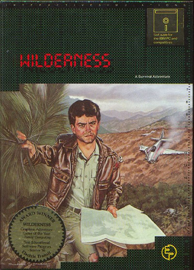Front cover of wilderness